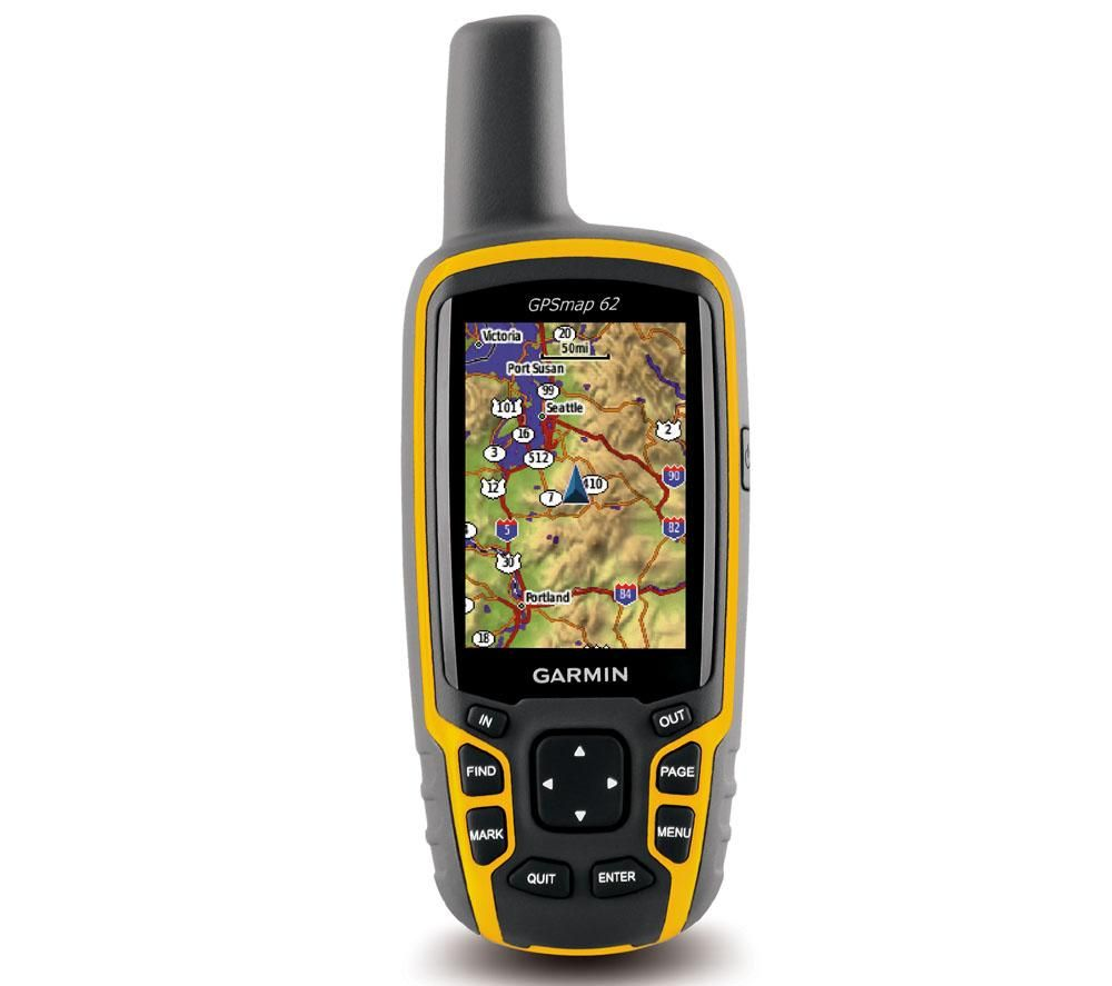 Garmin GPSMAP 62